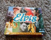 VERY RARE ELVIS THE BOARD GAME CADACO 2000 UNUSED ALL PARTS SEALED UNPUNCHED