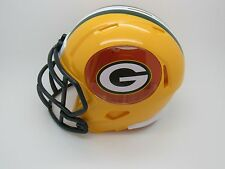 """NFL Football ABS Mini 8"""" Helmet Coin Bank Green Bay Packers New"""