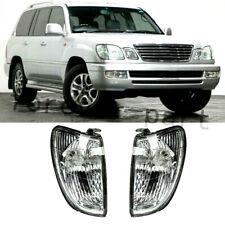 Side Marker Turn Signal Lamps Corner Light Indicator Fits Lexus LX470 1998-2007