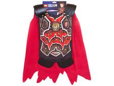 LEGO Nexo Knights FK Role Play Dress up - Bad Guy Costume NEW (853511)