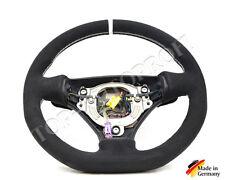 Audi a3 s3 8l volante con Alcantara nuevo refieren las 12 horas volante de cuero aplanada
