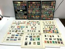 TURKEY: POSTAGE STAMPS -- 271 STAMPS FROM 1892 FORWARD SOME MAY BE EARLIER