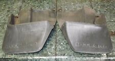 90-93 rare OEM USDM Acura Integra DA SK8 sedan rear mud splash guard set L&R