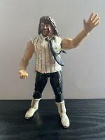 Mankind WWF Jakks Titan Tron Live Wrestling Figure WWE WCW ECW Mick Foley