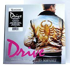 CLIFF MARTINEZ Drive OST GOLD COLOR VINYL 2xLP Sealed Soundtrack Chromatics