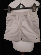 Polo Ralph Lauren Chino Shorts - Age 6 - Beige - 100% Cotton