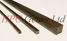 "Key Steel Square Bar Keyway 1/4"" x 300mm BS4235 Imperial 1/4x1/4 HPC Gears"