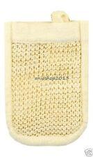 Guante De Masaje miomare suavemente Exfolia Piel estimula la circulación 89% algodón