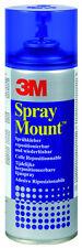 3M Spray Mount Boîte Colle en aérosol repositionbar amovible 400ml 282g 051847