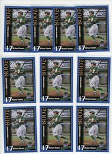 (10) 2008 Jamestown Jammers Giancarlo Mike Stanton RC ROOKIE LOT YANKEES MINT.