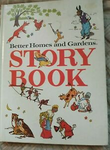 VINTAGE Collectible Better Homes and Gardens Story Book 1950 Edition