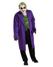 """Caballero Oscuro para Hombre Disfraz De Batman Joker estilo 1, X-grande, pecho 44 - 46"""""""