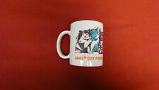 Iams Cat Foods Mug Cats Kittens Good for Life Pets Cute Coffee Tea