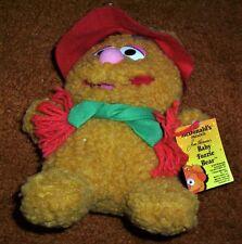 """Mcdonalds Baby Fozzie Bear"""