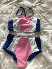 MARKS /& SPENCER MULTI MIX SWIMMING COSTUME UPV 50 PROTECTION AGE 12-13 YEARS