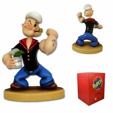 Popeye Retired Figurine Statue I YAM WHAT I YAM ~ Christmas Gift Dad Man Father
