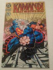 Kamandi At Worlds End #5 October 1993 DC Comics Veitch Gomez Barreiro