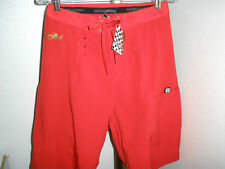 NWT Mens Jet Pilot Crown Boardshorts Sailing 4-Way Stretch & Neoprene Size 28