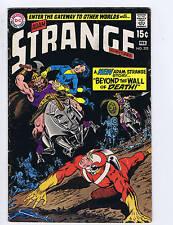 Strange Adventures #222 DC 1970