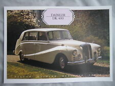Daimler DK 400 Specification Sheet