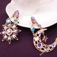 Designer Fantasie Ohrringe 1 Paar Diamanten Trendy Damen Ohrstecker  LA FERANI