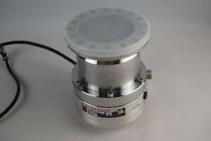 working Edwards EXT 255 DXF Turbomolecular Pump Martensitic Warrenty