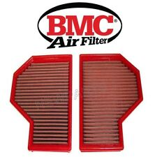 NEW BMW E60 M5 E63 E64 M6 2006-2010 Air Filter Set BMC LIFETIME FB447/01