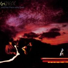 Genesis and Then There Were Three... (1978, definitive edition REMASTER [CD ALBUM]