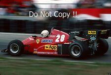 Rene Arnoux Ferrari 126C3 Winner Dutch Grand Prix 1983 Photograph 2