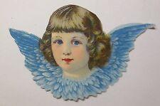 """""""Oblaten, Engel""""  1900,    11 cm x 7 cm  ♥ (46003)"""
