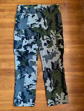 Mens Kuiu Sierra Pants Size 38 Verde 2.0 Camo Hunting NWOT