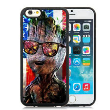 Groot Guardians of the Galaxy Phone Case Cover for iPhone 7 8 X XR 11 12 Pro Max