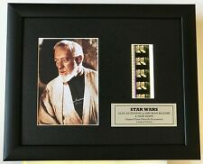 More details for star wars episode 4 a new hope alec guinness repro signature original filmcell