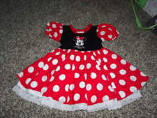 DISNEY PARKS WALT DISNEY WORLD 18M 18 MONTHS MINNIE MOUSE COSTUME DRESS