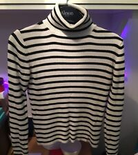 TopShop Size 10 Polo Neck Jumper