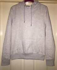 BNWOT Atmosphere Grey Hoodie, Super Soft, Size 10 - Lovely!