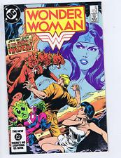 Wonder Woman #317 DC 1984