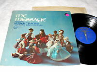 "Robert Banks ""The Message"" 1960's Gospel Folk LP, Nice VG++!, Verve"