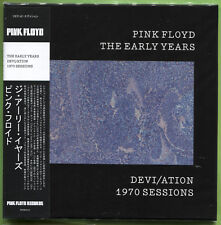 Pink Floyd THE EARLY YEARS. DEVI/ATION 1970 SESSIONS CD mini-LP Sealed
