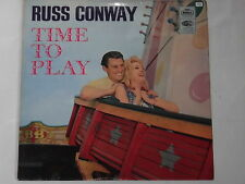 Russ Conway-time to play-LP