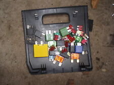 2000 VAUXHALL VECTRA B 1.8 PETROL FUSE & RELAY BUNDLE, FAST DISPATCH CAR PART