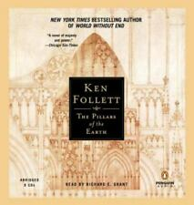 Kingsbridge Ser.: The Pillars of the Earth by Ken Follett (2007, Compact...