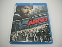 ARGO BLU RAY DVD (GENTLY PREOWNED)