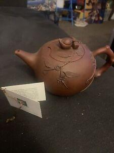 Fine Vintage Chinese Yixing Teapot