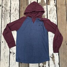 RIP CURL Surf LIVE THE SEARCH Men's SLIM FIT Pullover Hoodie Shirt MEDIUM