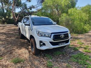 Stainless Snorkel N80 fits Toyota hilux