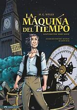 La Maquina del Tiempo (Classic Fiction) (Spanish Edition)-ExLibrary