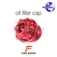 Red CNC Oil Filler Plug Cap 1pc For Suzuki GSF 1200 /S Bandit 1997-2005