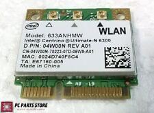 Dell Precision M6700 M6800 Intel Centrino Ultimate-N 6300 WiFi WLAN Card 04W00N