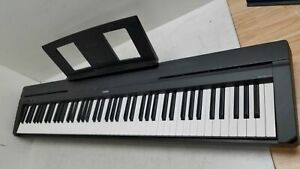 Yamaha Digital Piano P-45 w/ Music Rest